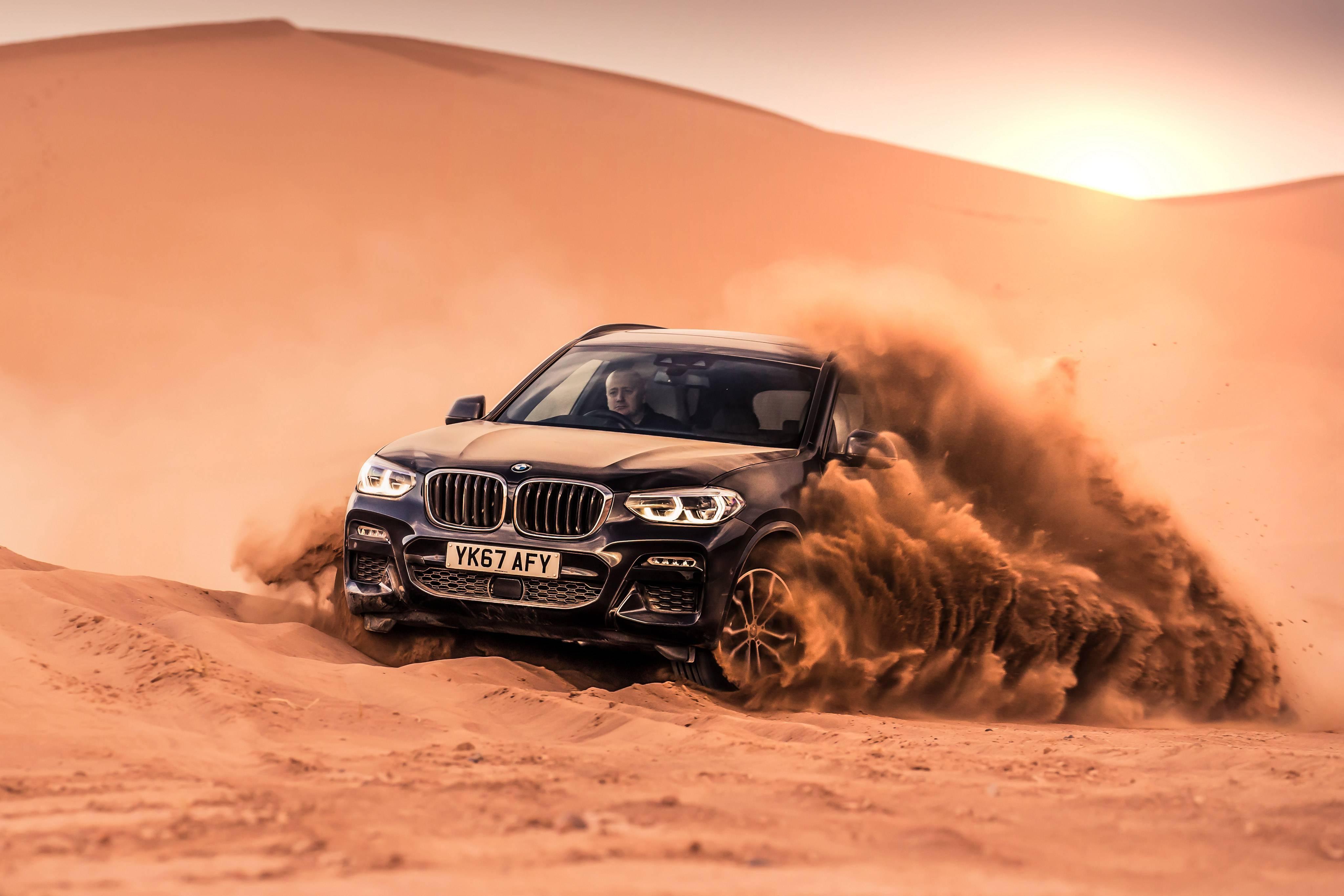 BMW X3 M Sport 2017 Wallpaper