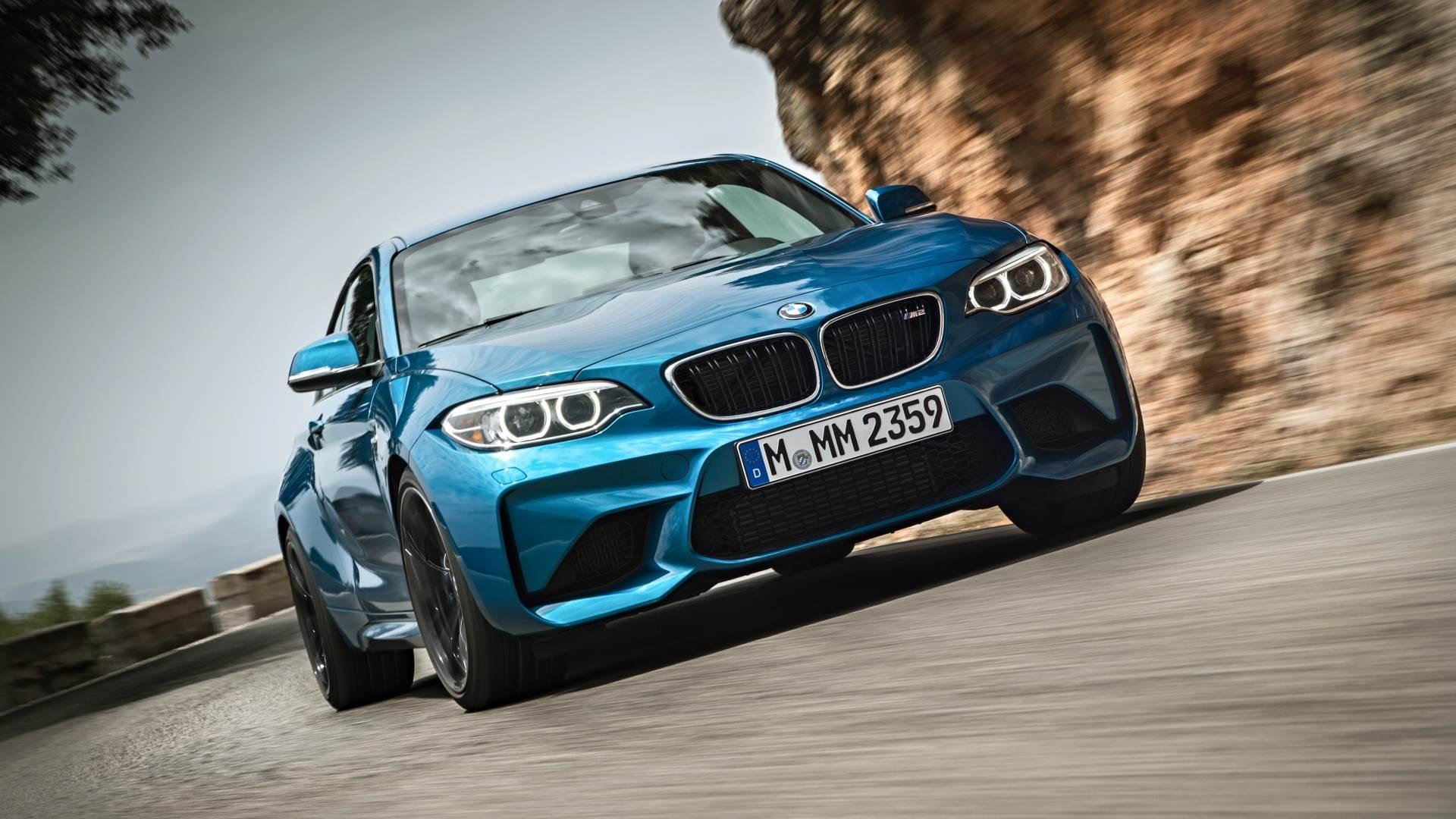 BMW M2 Front View Wallpaper
