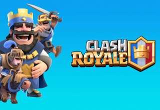 Clash Royale Desktop Wallpaper