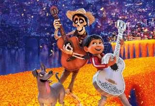 Coco Animation Movie Wallpaper