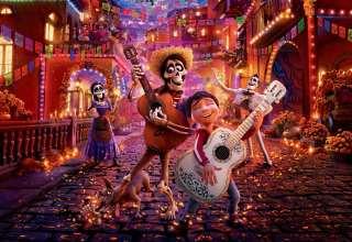 Coco Pixar Animation Wallpaper