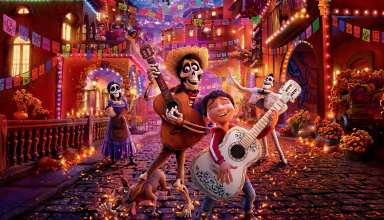 Coco Pixar Animation Wallpaper
