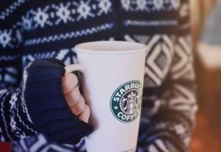 Cup Coffee Hands Sweater Mood Wallpaper