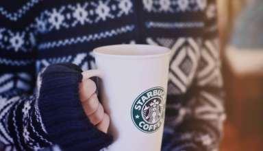 Cup Coffee Hands Sweater Mood Wallpaper