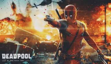 Deadpool Artwork Wallpaper