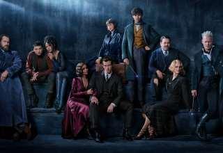 Fantastic Beasts: The Crimes of Grindelwald 2018 Cast Wallpaper