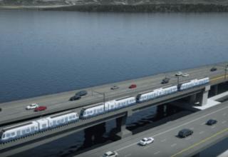 قطار مسافربری شناور