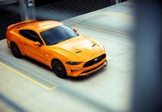 Ford Mustang GT Fastback 2018 Wallpaper