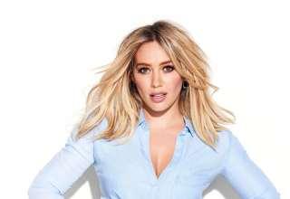 Hilary Duff Cosmopolitan 2017 Wallpaper