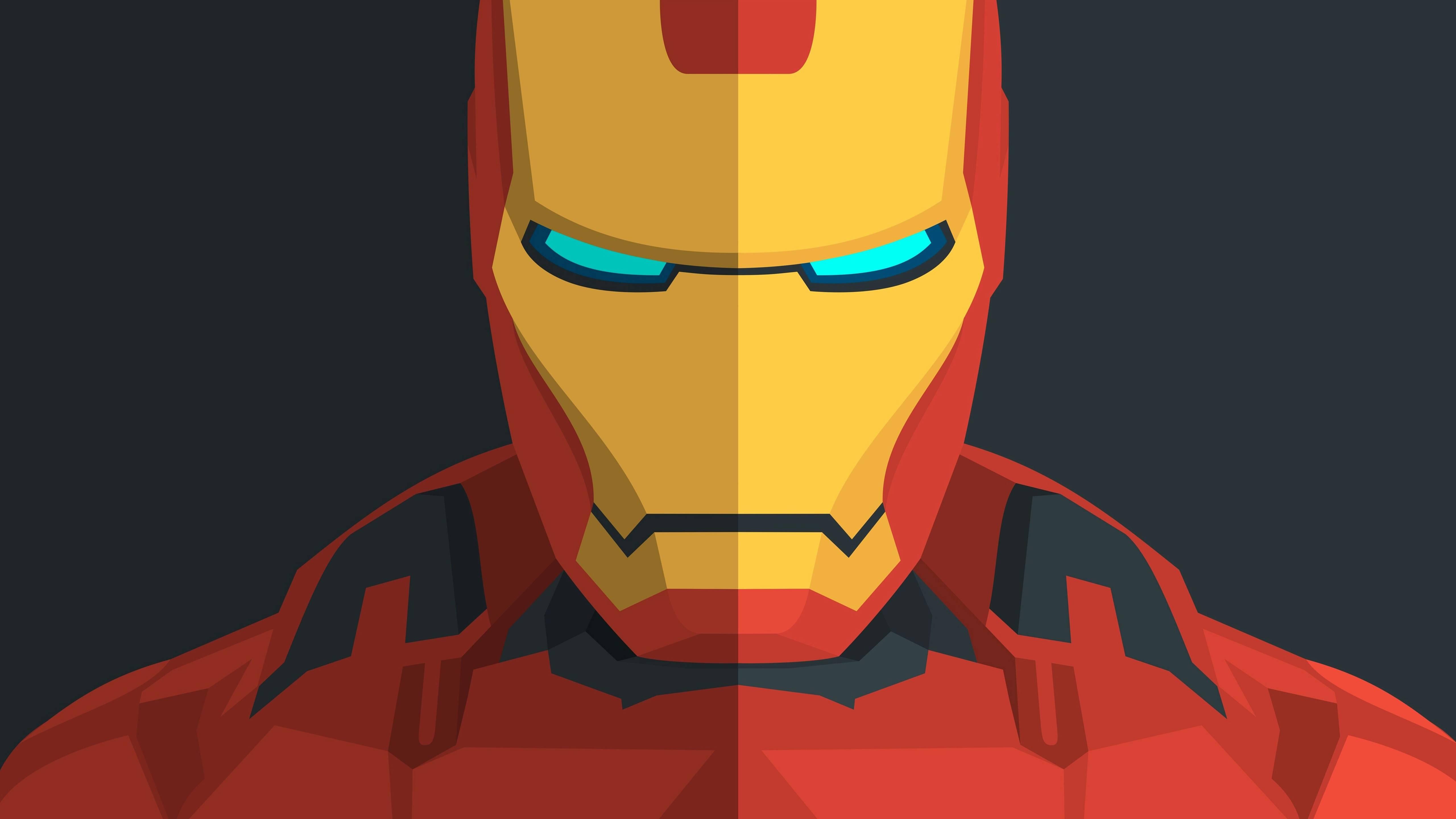 Iron Man Artwork Wallpaper