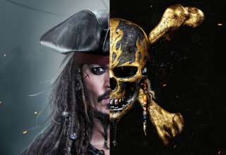 Jack Sparrow Pirates of The Caribbean Salazars Revenge Wallpaper