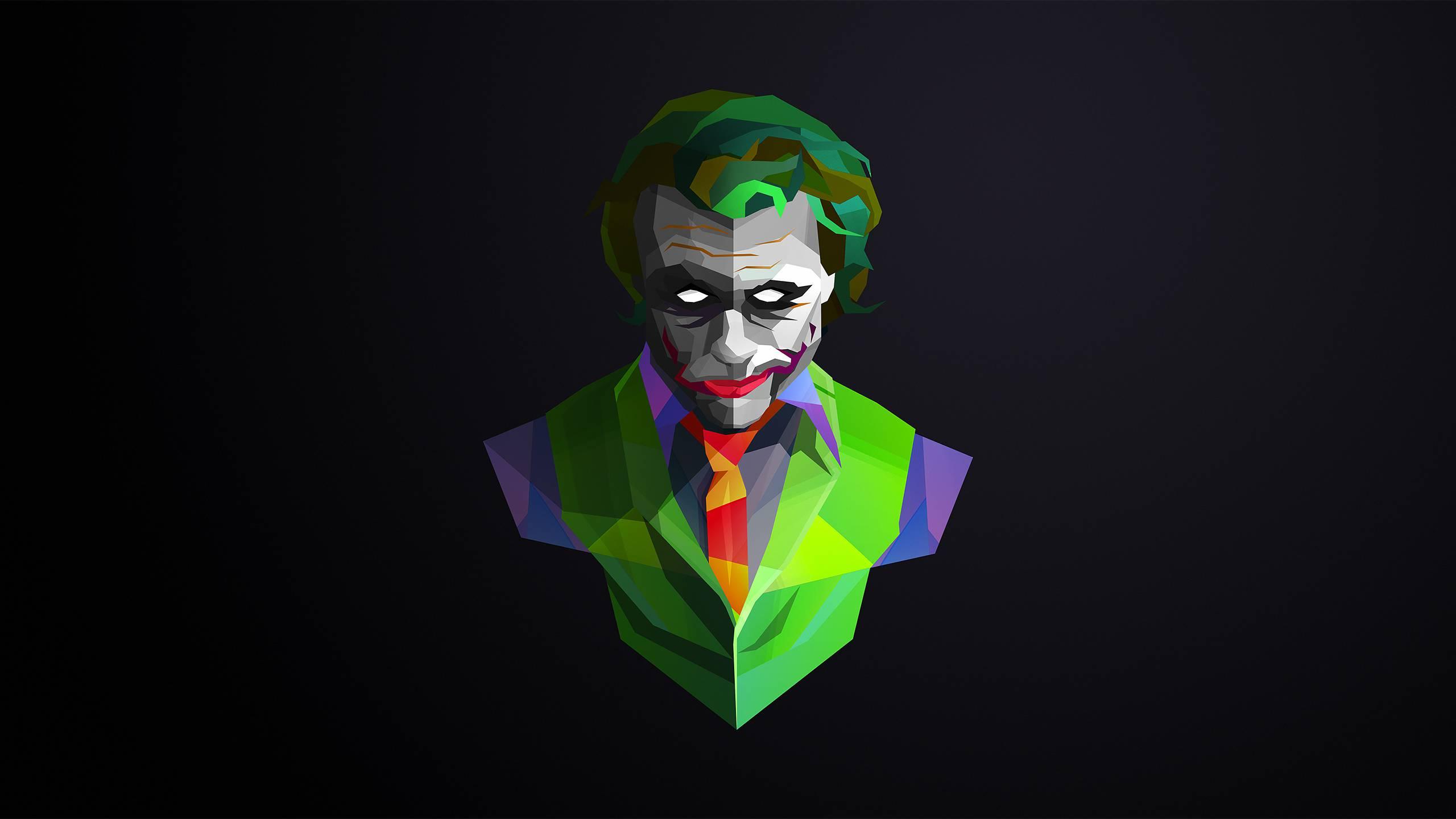 joker artwork wallpaper