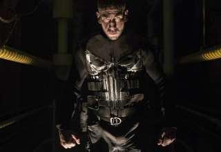 Jon Bernthal As Punisher Wallpaper