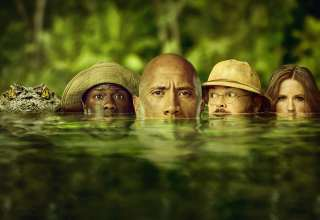 Jumanji: Welcome To The Jungle Wallpaper