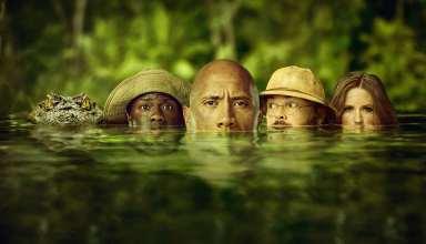 Jumanji: Welcome To The Jungle Wallpaper