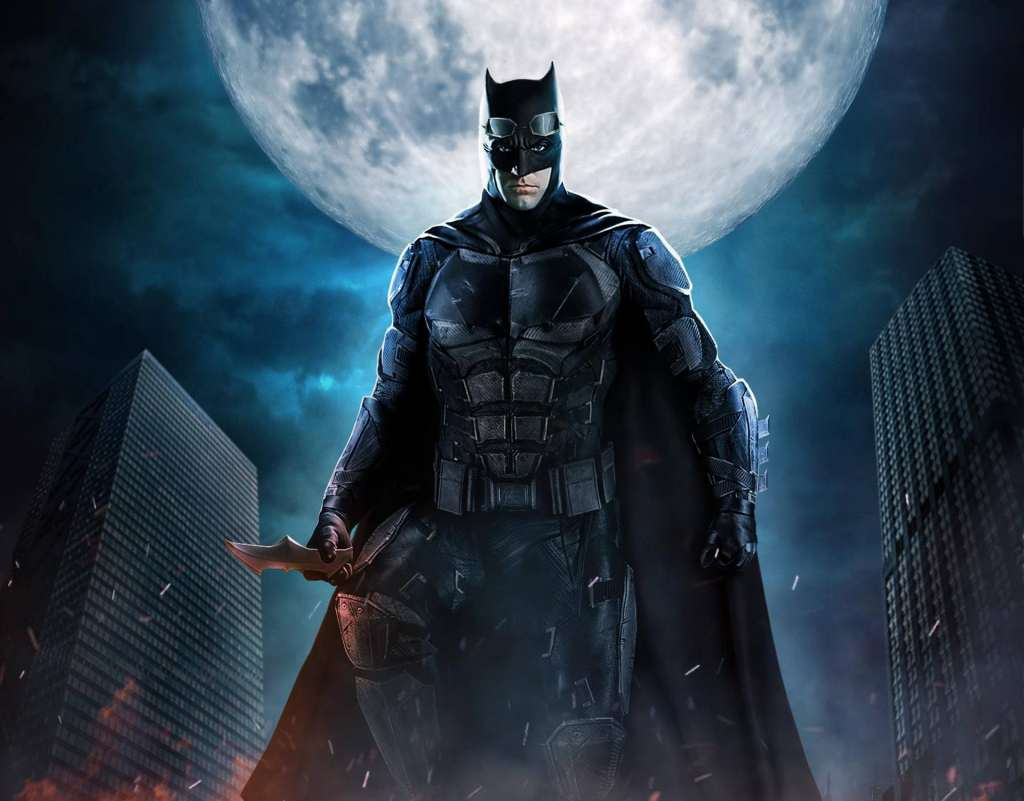 Justice League Batman The Dark Knight Fan Art Wallpaper