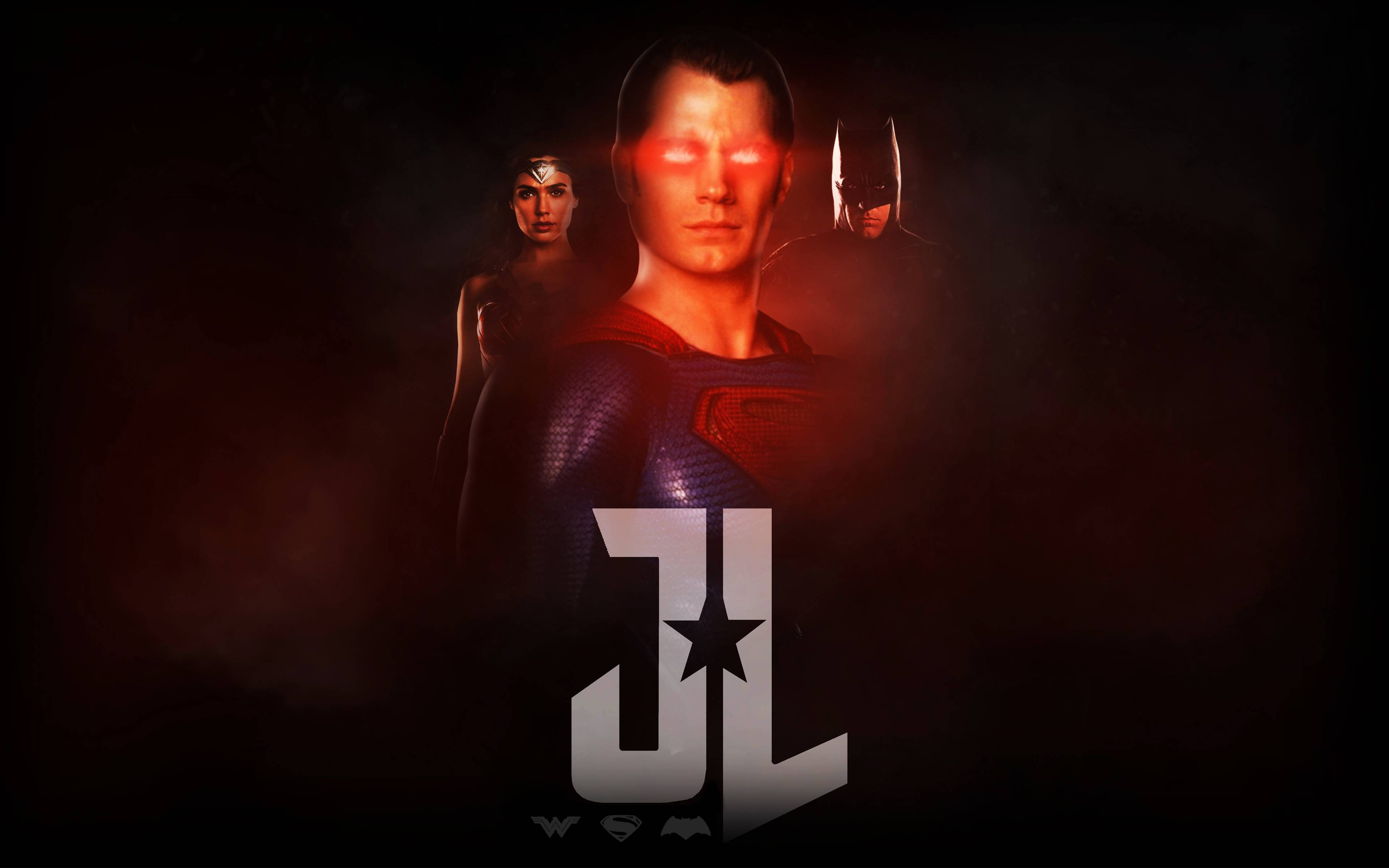 Justice League Wonder Woman Superman Batman 4k Wallpaper