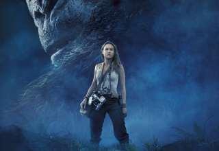 Kong: Skull Island Brie Larson Wallpaper