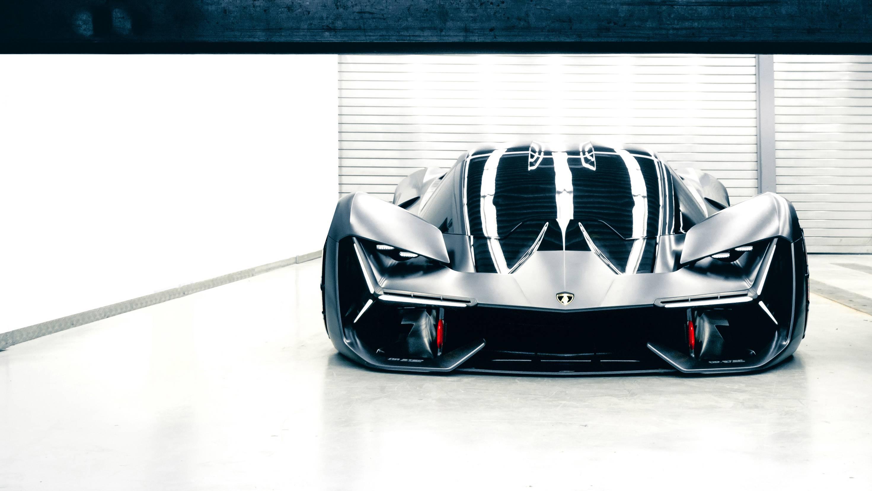 Lamborghini Terzo Millennio Electric Cars Sports Car Wallpaper