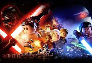 Lego Star Wars: The Force Awakens Wallpaper