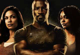 Luke Cage In Season 2 Wallpaper