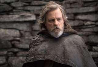 Luke Skywalker in Star Wars: The Last Jedi Wallpaper