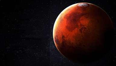 Mars 5k Wallpaper