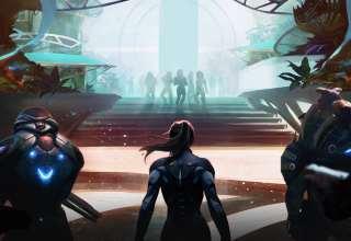 Mass Effect: Andromeda Artwork Wallpaper