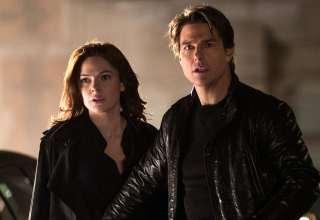 Mission Impossible 6 Tom Cruise, Rebecca Ferguson Wallpaper