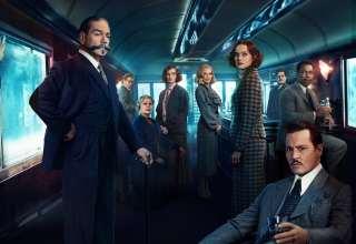 Murder on The Orient Express Johnny Depp, Daisy Ridley Wallpaper