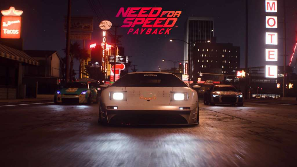 Need For Speed Payback Wallpaper: Need For Speed Payback 4k 2017 Wallpaper