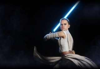 Rey Star Wars Battlefront II Wallpaper