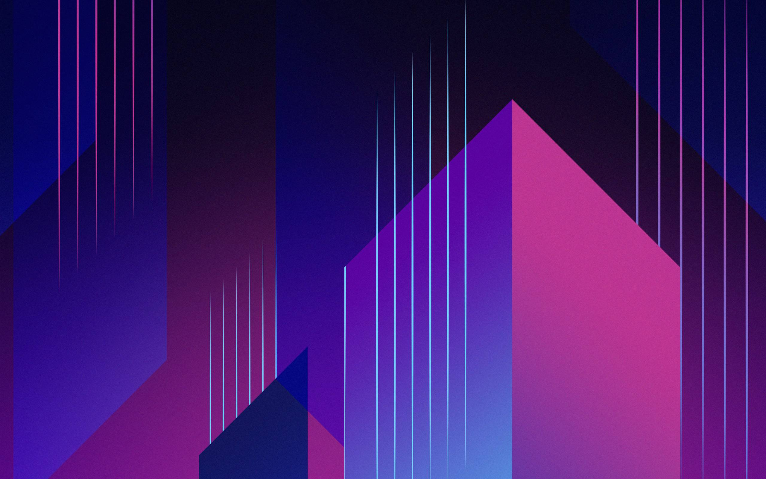 Sharp Lines HTC U11 Plus Stock Wallpaper
