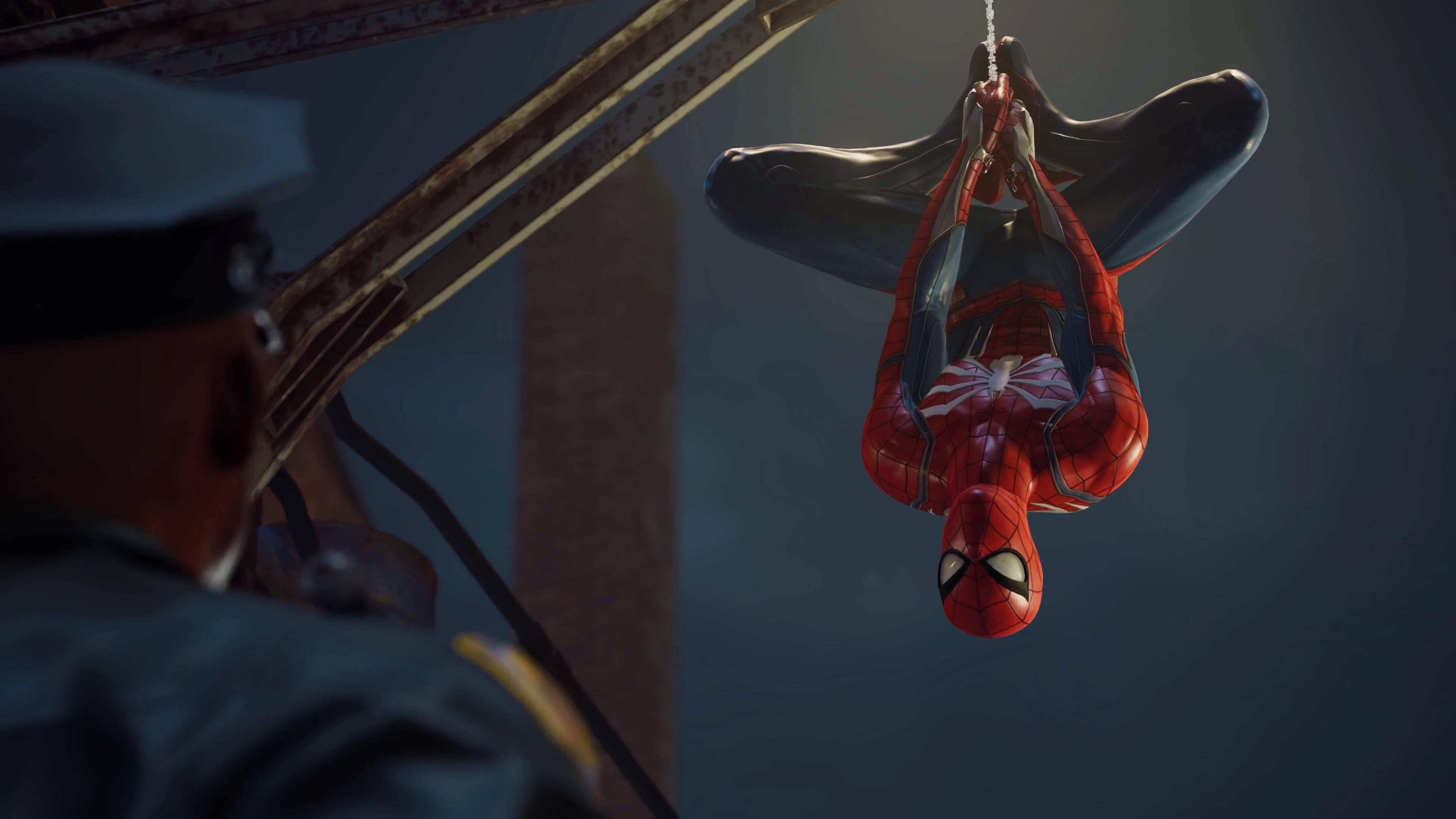 Spider Man PS4 2018 4k Wallpaper