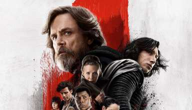Star Wars: The Last Jedi IMAX Poster Wallpaper