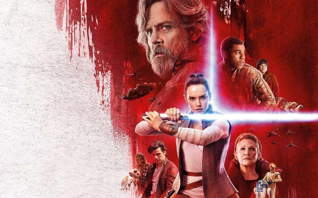 Star Wars: The Last Jedi 2017 4k Wallpaper