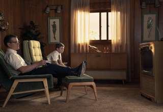 Suburbicon Matt Damon, Noah Jupe 4k Wallpaper