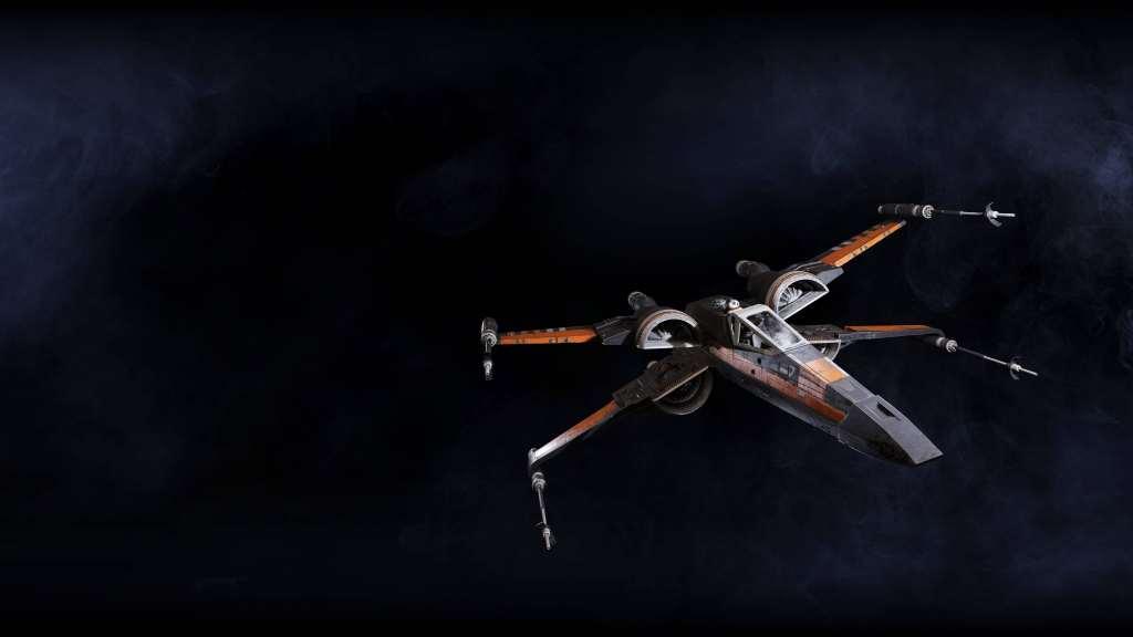 T 70 X Wing Fighter Star Wars Battlefront Ii 4k Wallpaper