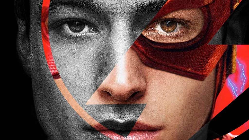 The Flash Ezra Miller Justice League Wallpaper