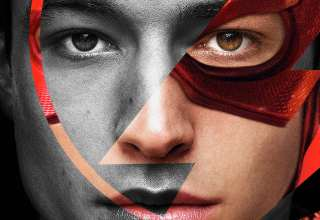 The Flash Ezra Miller Justice League Wallpaper