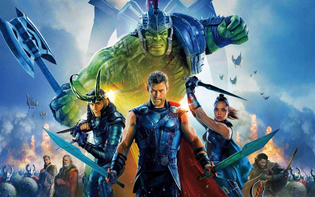 Thor: Ragnarok 4k 2017 Wallpaper