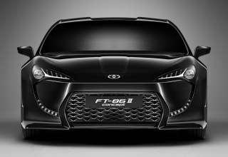 Toyota FT 86 II Concept Wallpaper