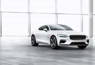 Volvo Polestar 1 Wallpaper