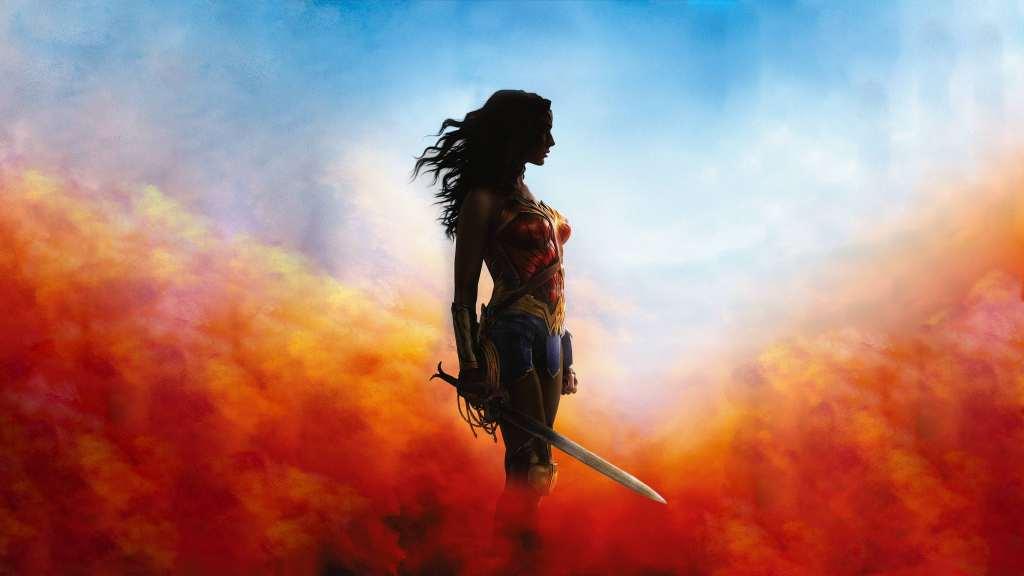 Wallpaper Wonder Woman Hd 4k 8k Movies 9526: Wonder Woman 4k Wallpaper