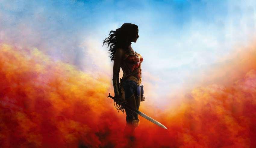 Wonder Woman 4k Wallpaper