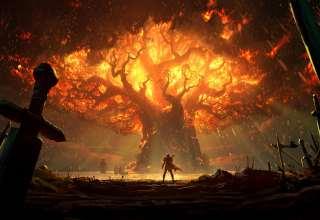 World of Warcraft: Battle For Azeroth Key Art 2018 8k Wallpaper
