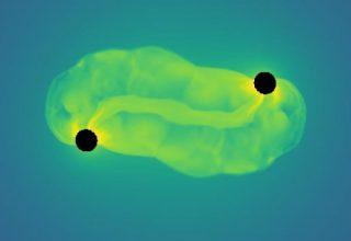 جفت سیاهچاله