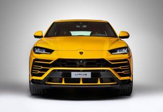 Lamborghini Urus Super SUV 2018 4k Wallpaper