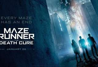 Maze Runner: The Death Cure 2018 Movie Wallpaper