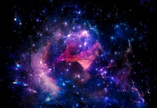 غرش فضایی